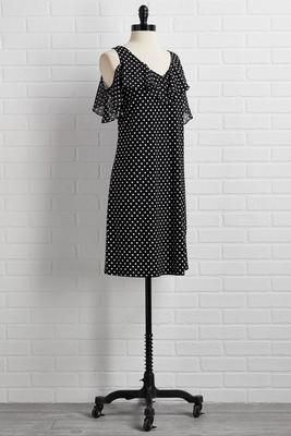 lots of dots dress