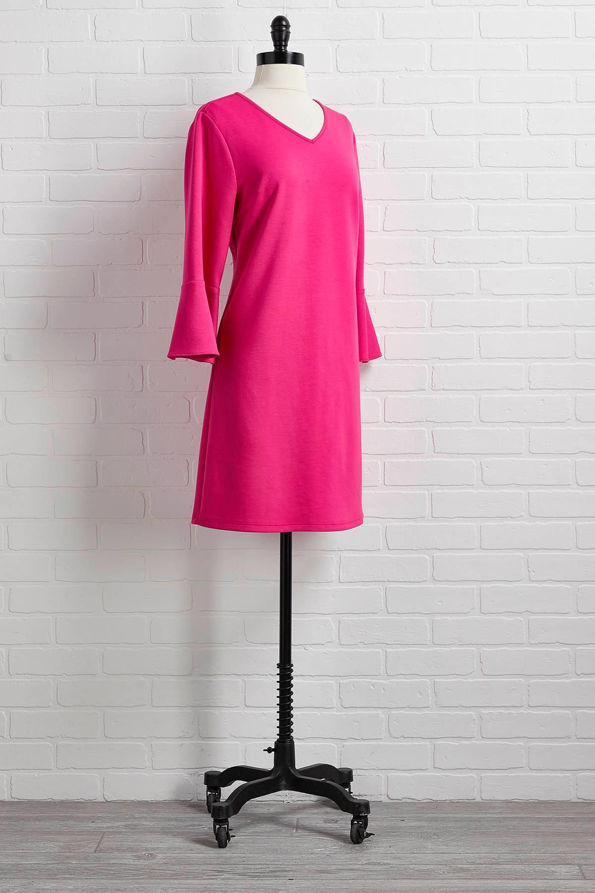Gone In A Pink Dress