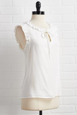 frill seeker top
