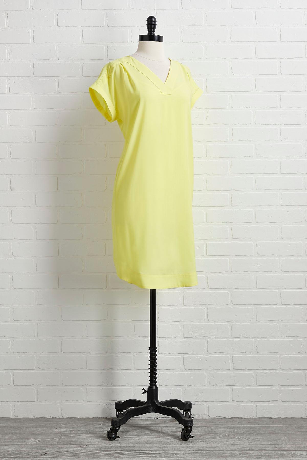Life Hands You Lemons Dress
