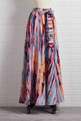 see it in watercolor skirt