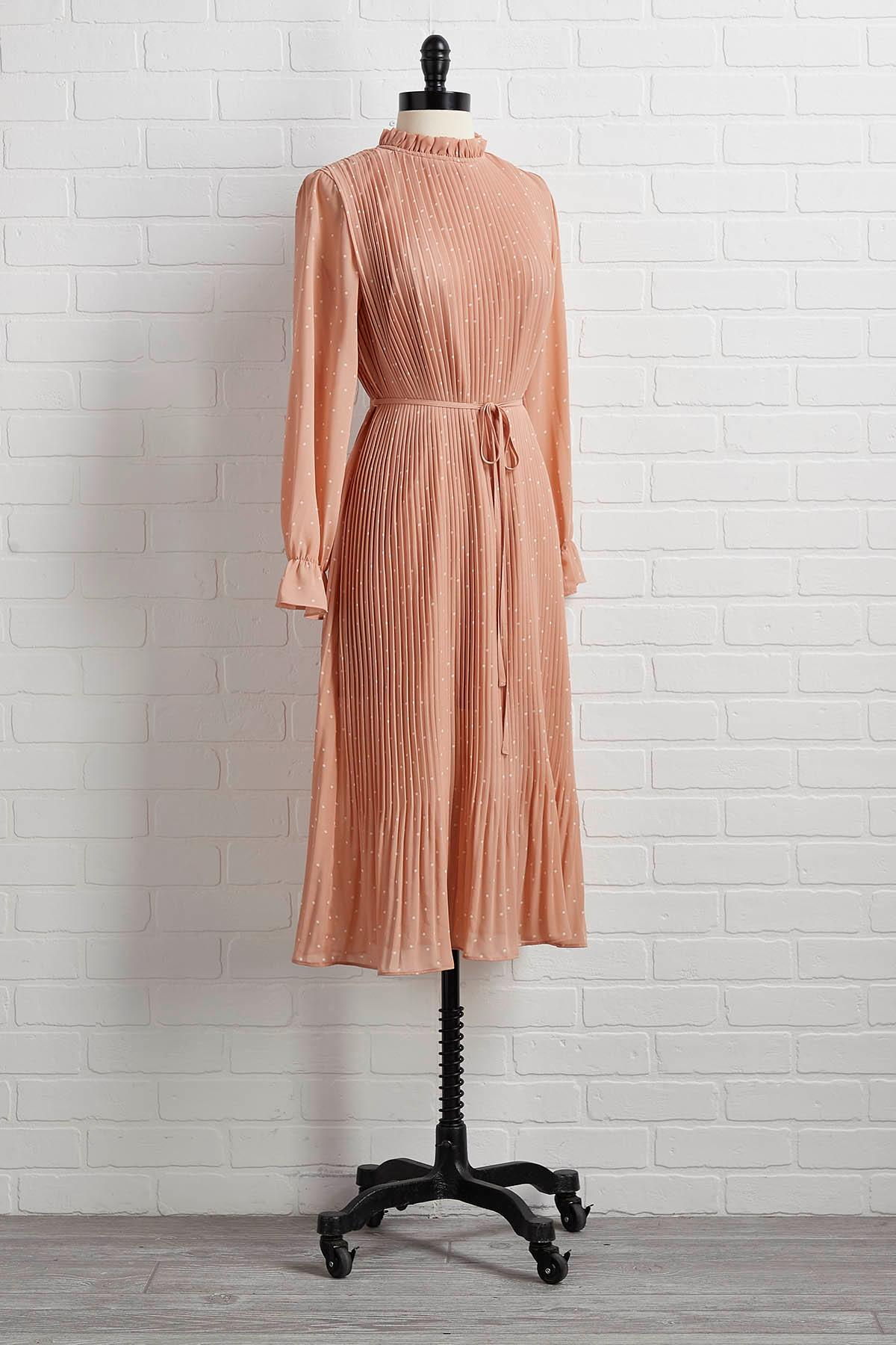 A Dot On My Mind Dress