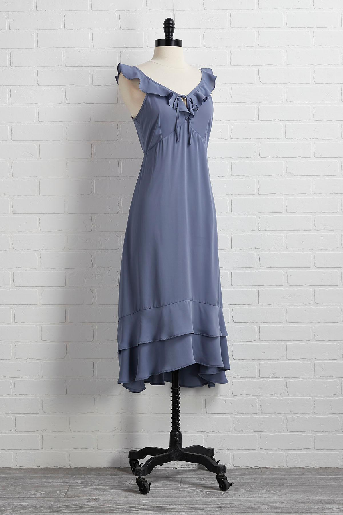 Beautiful Day Midi Dress