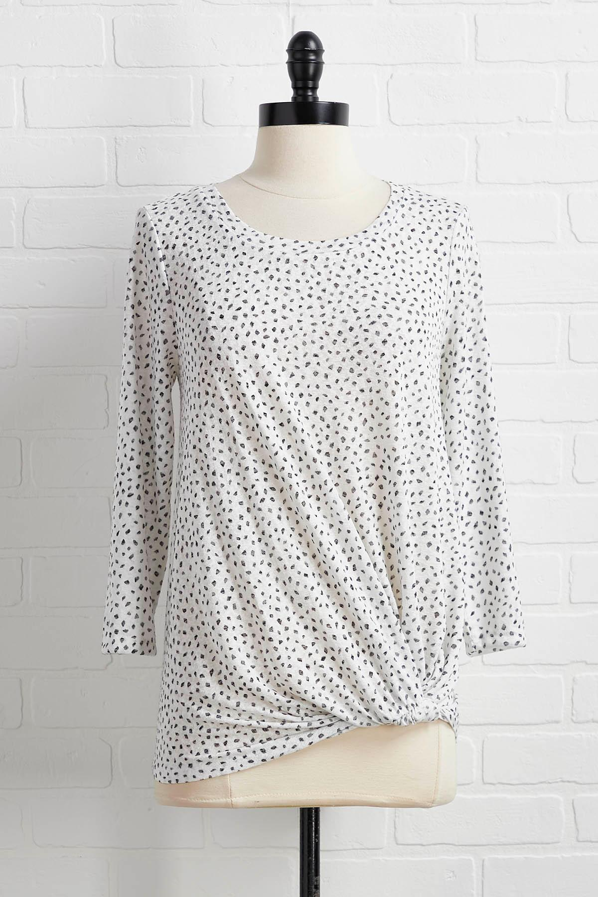 Twisted The Trust Top