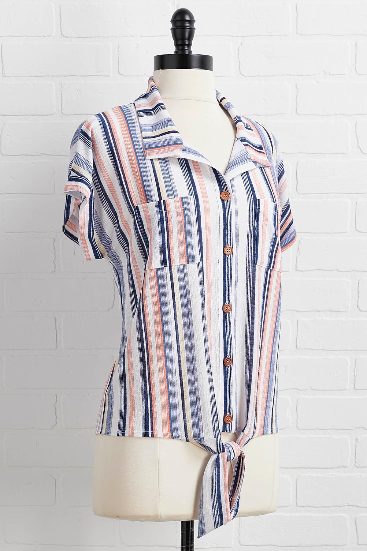 Sweet For Summer Top