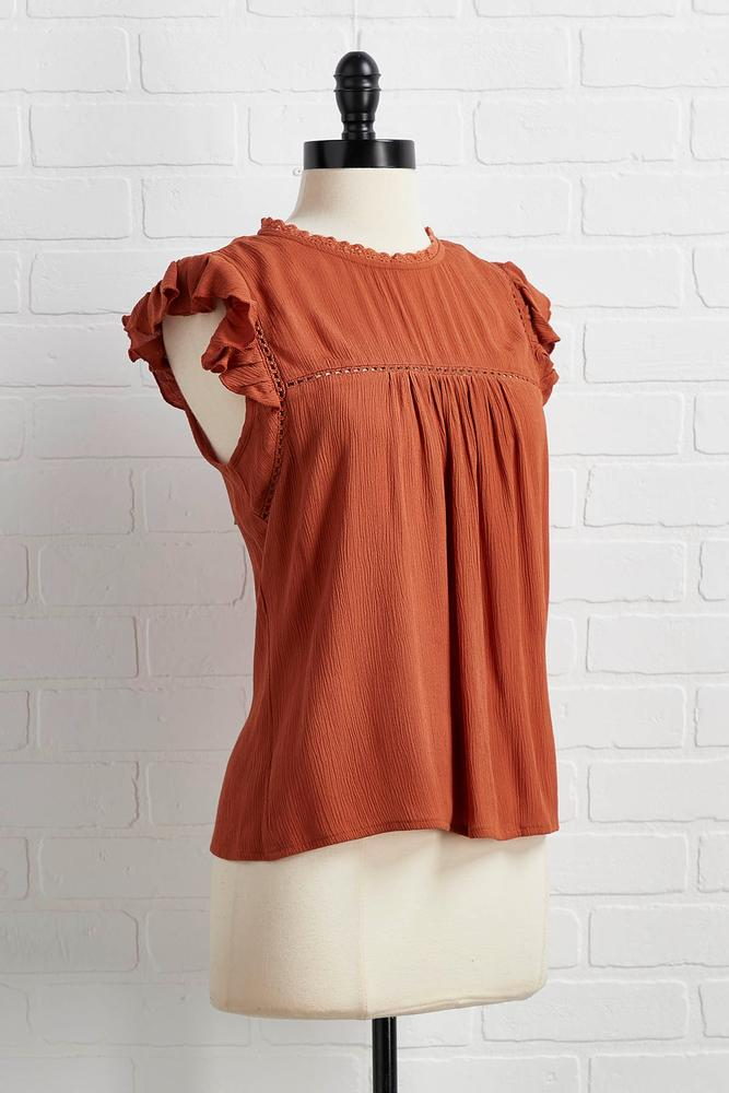 Frill The End Of Time Top