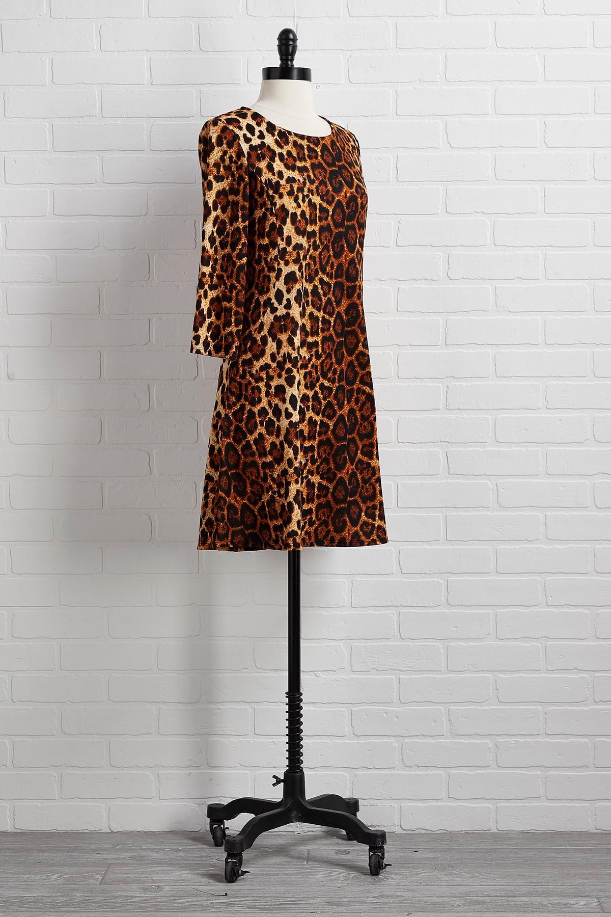 Purr- Sonal Question Dress