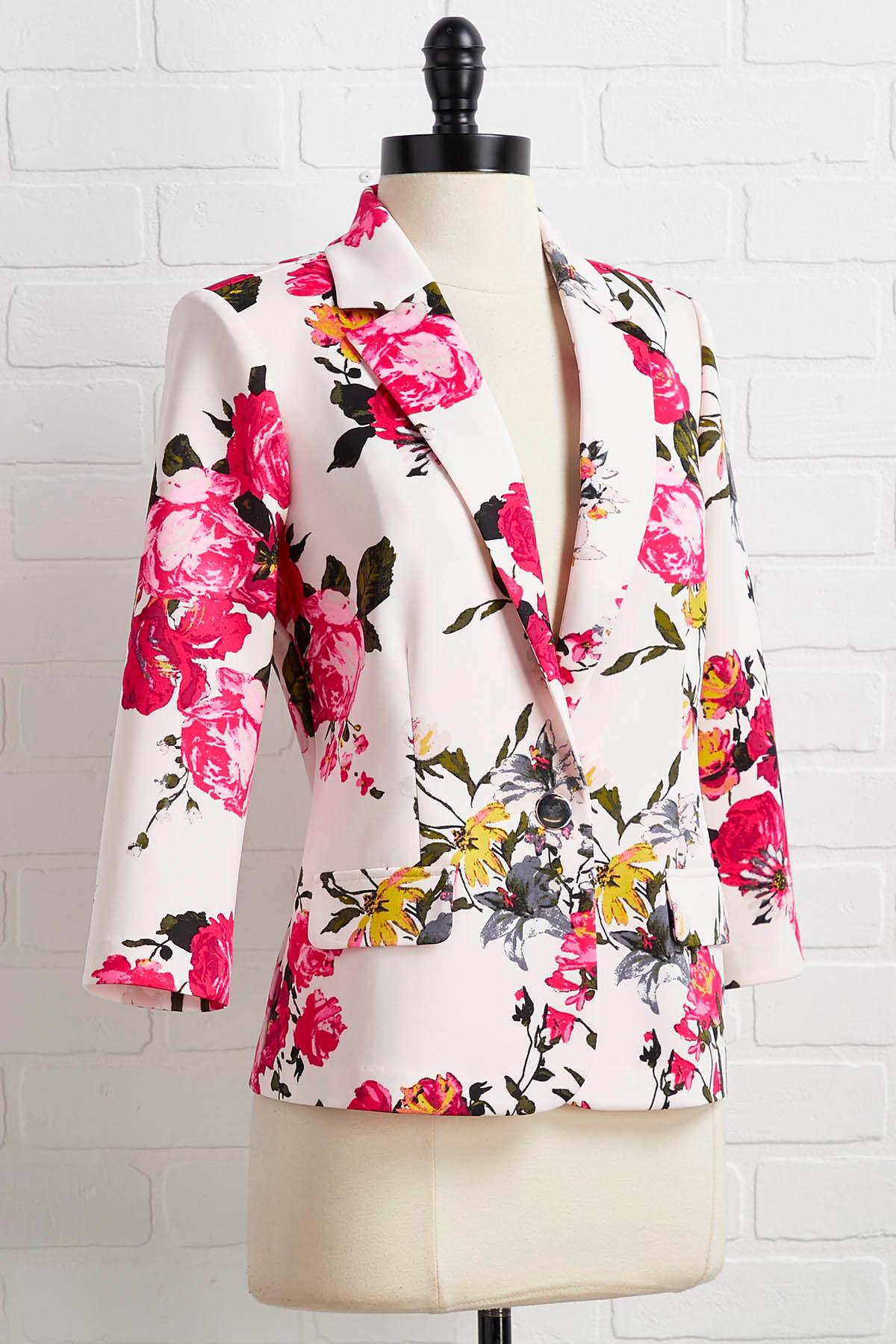 Out Of Office Blazer