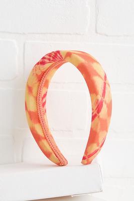 sherbet swirl headband