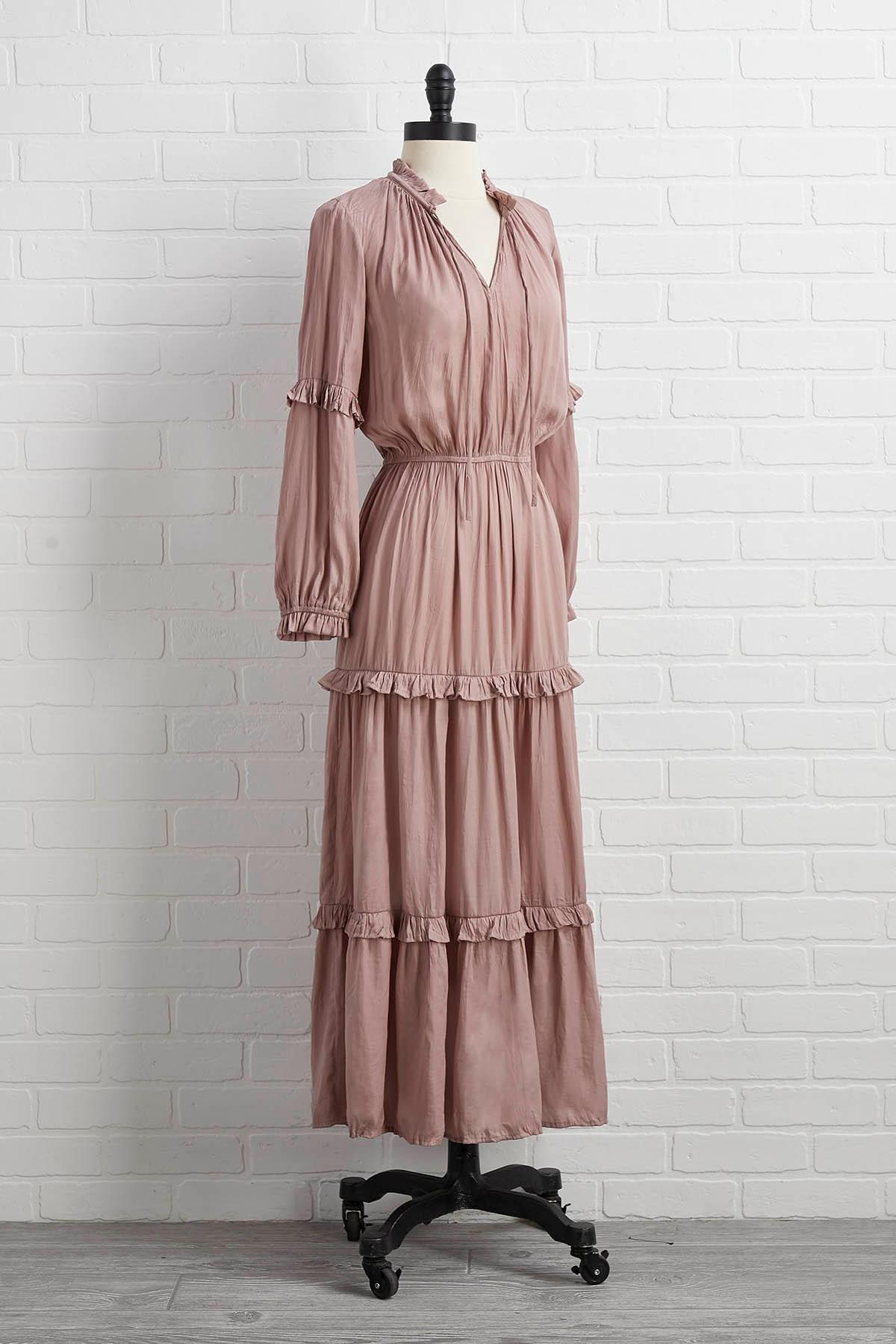 Steal The Show Maxi Dress