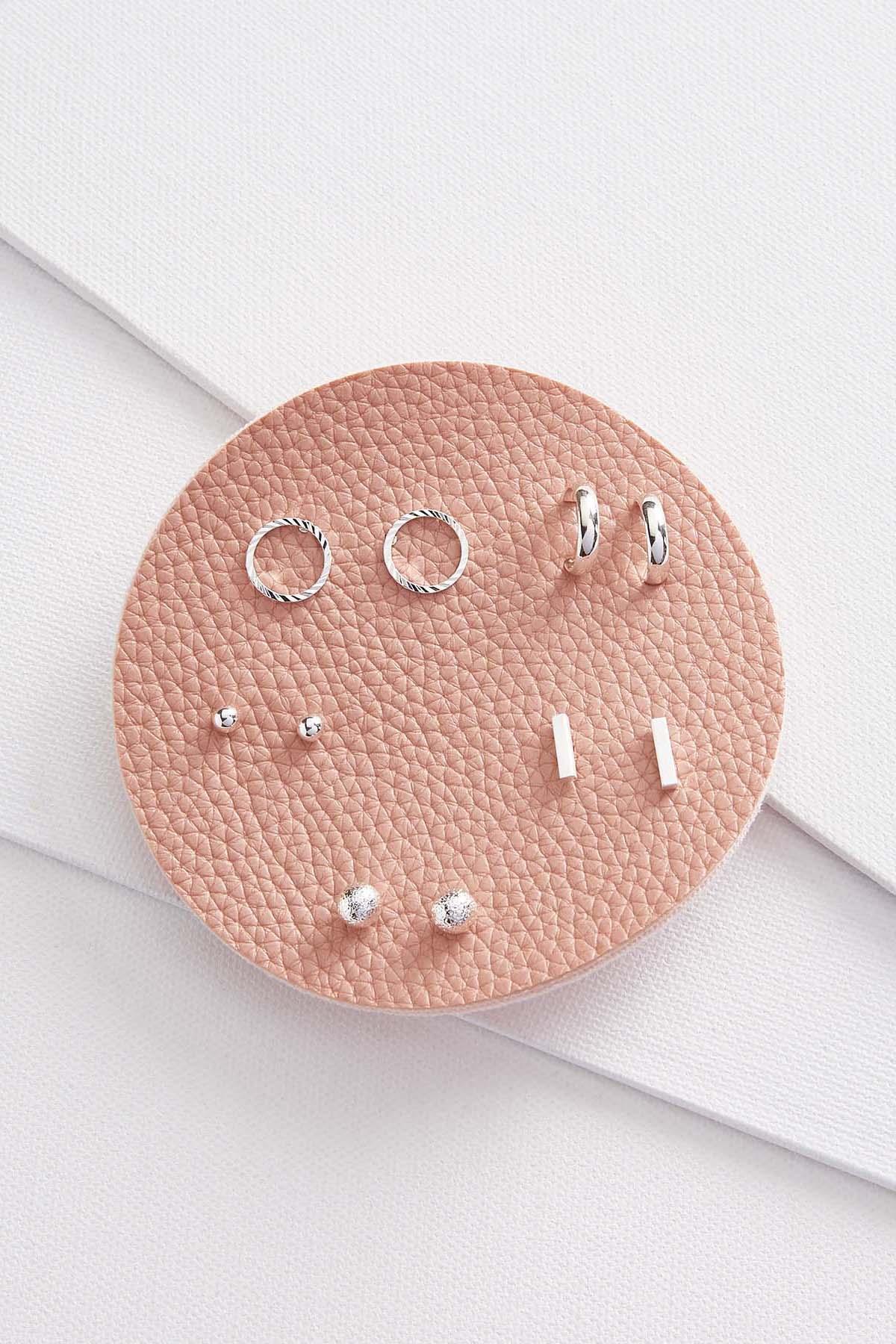 Dainty Stud Earring Set