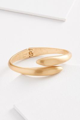 hinged bangle bracelet