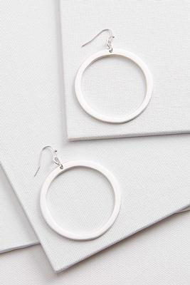 o-ring earrings