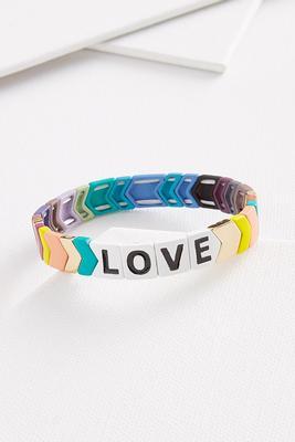 love tile bracelet