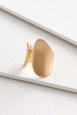 open cuff ring