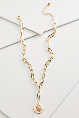 mod chain necklace