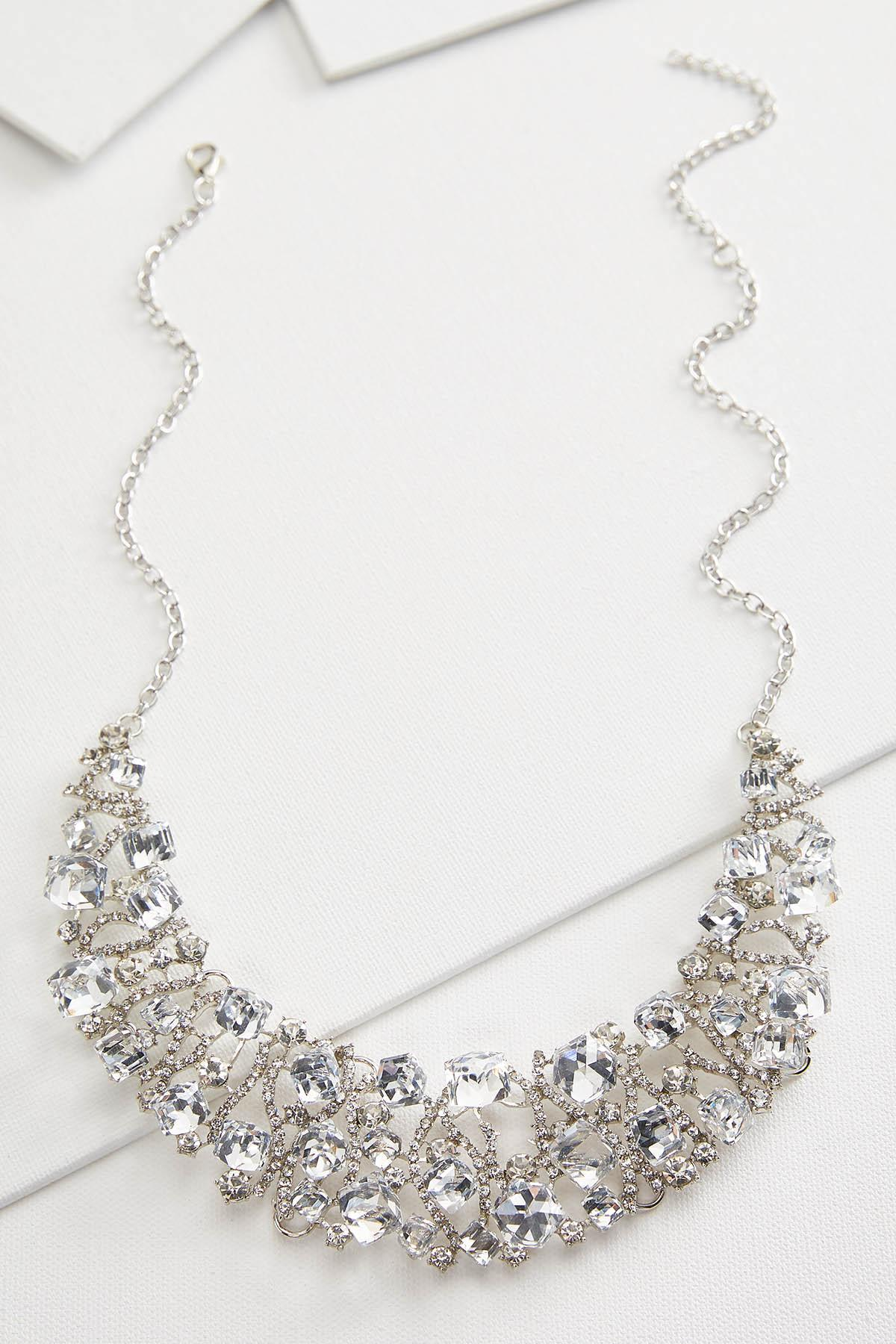 Bit Of Bling Necklace