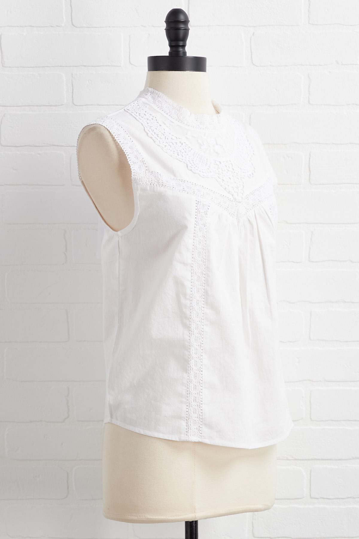 Just In Lace Top