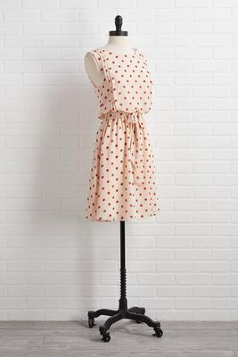 dot you think about it dress