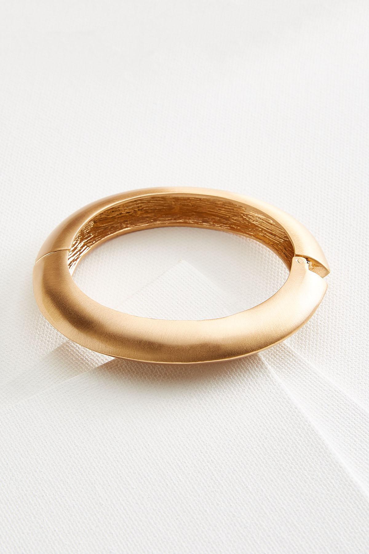 Dome Bangle Bracelet
