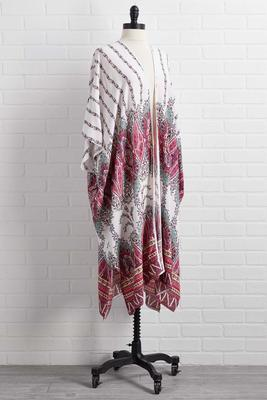 up and away kimono