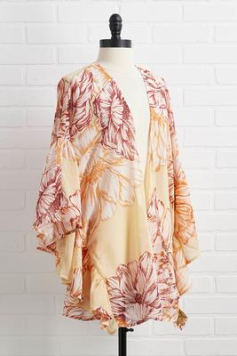 layered with love kimono