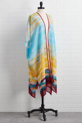 grand cayman kimono