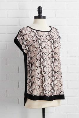 snake you love me top