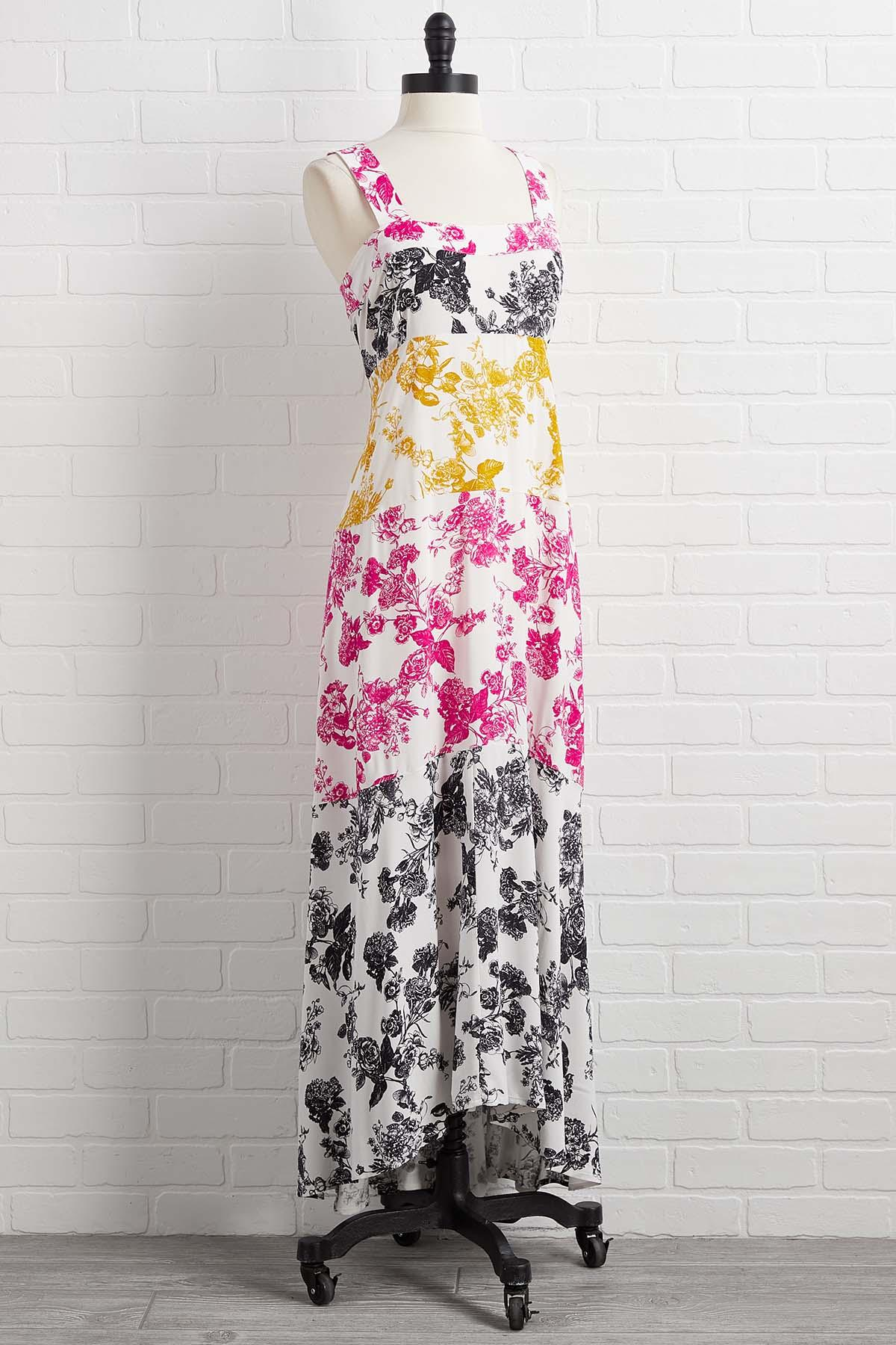 Vacation Time Maxi Dress