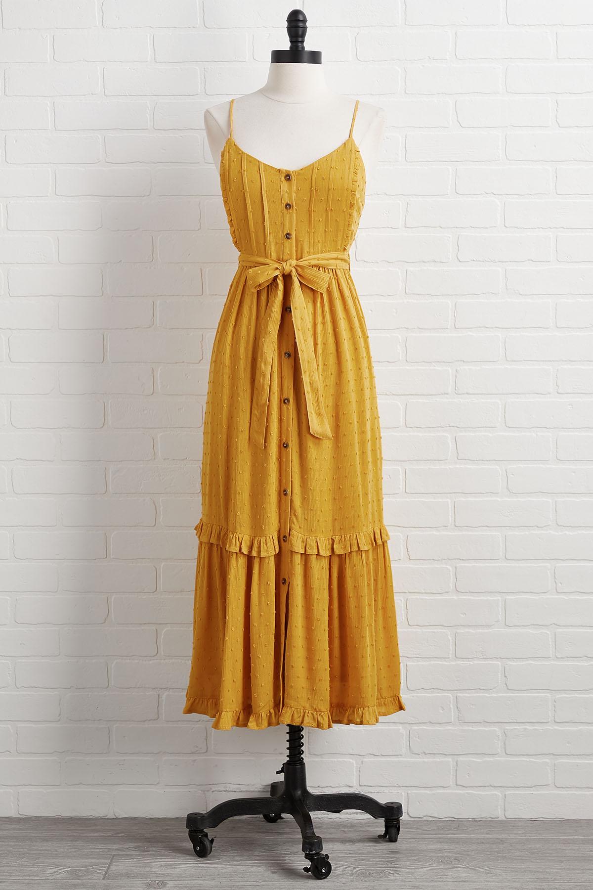 After- Bloom Tea Dress