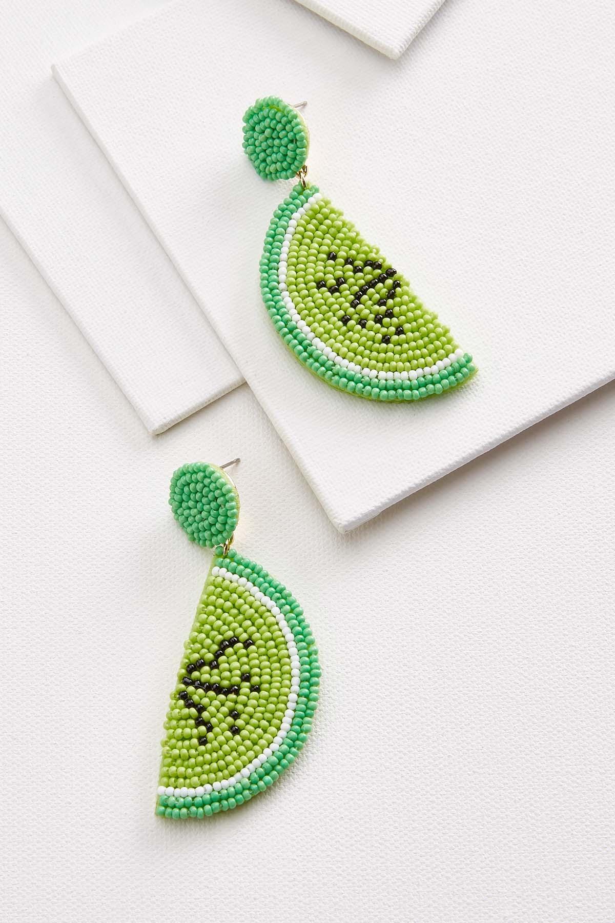 Just Lime Me Earrings