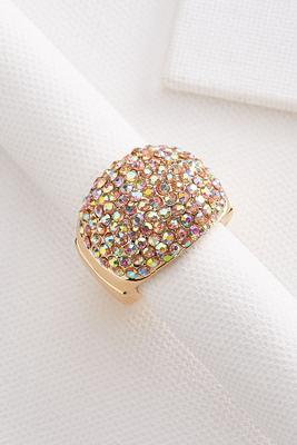 rainbow bling ring