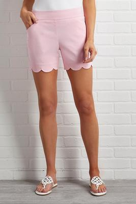 interest in hem shorts