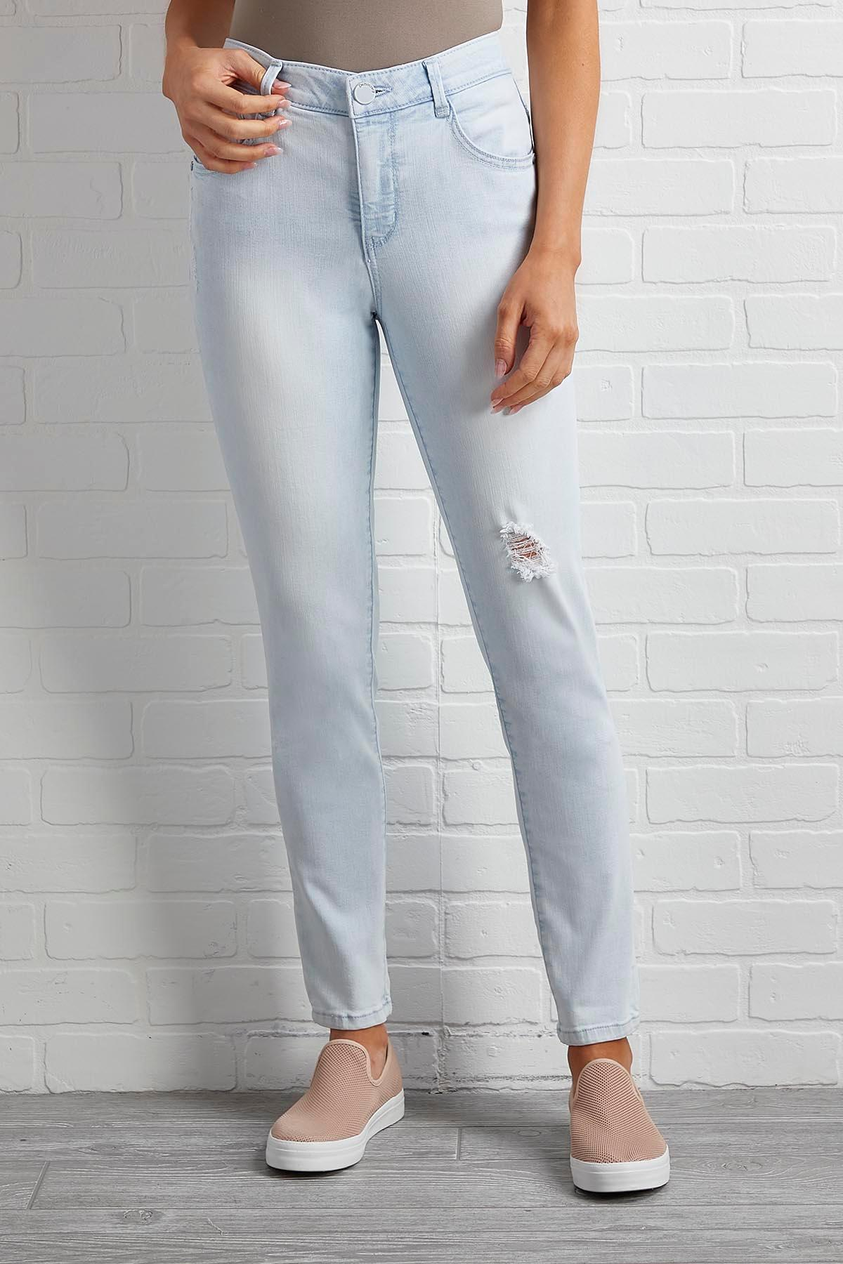 Tears Left To Cry Jeans