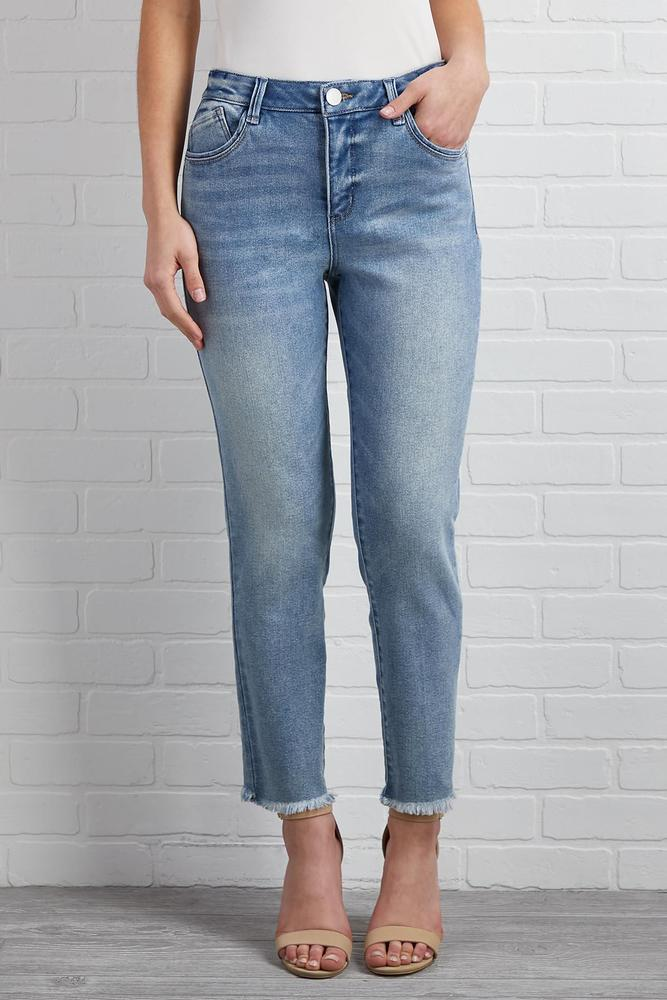 Manage Your Stress Jeans