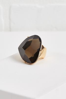 resin statement ring