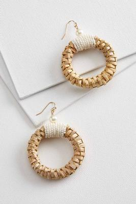 naturally beautiful earrings