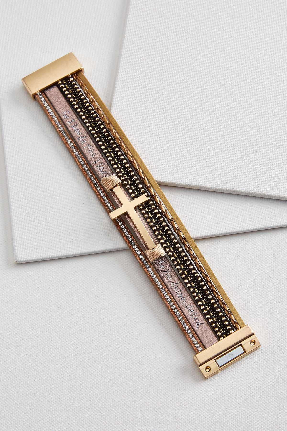 Faith Banded Bracelet