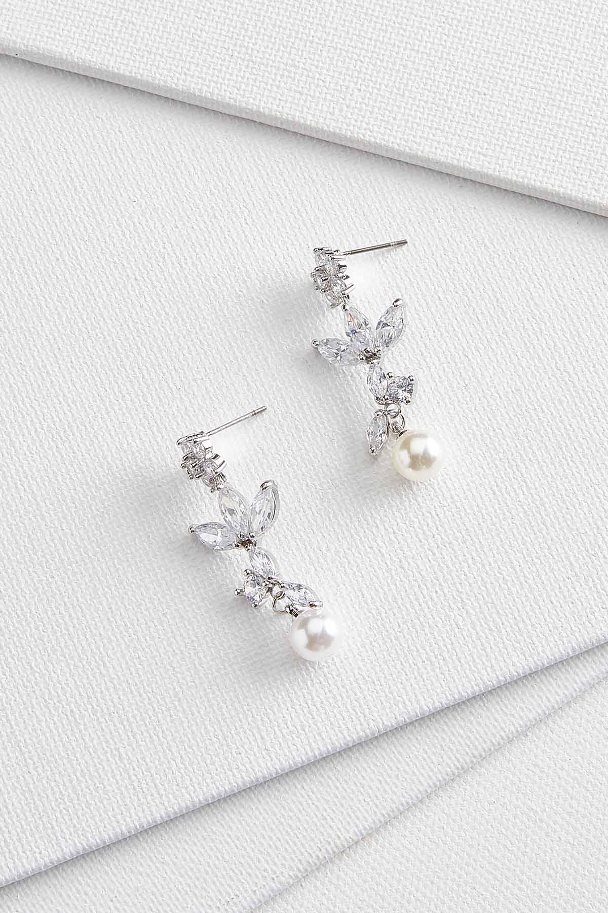 Pearl Girl Earrings