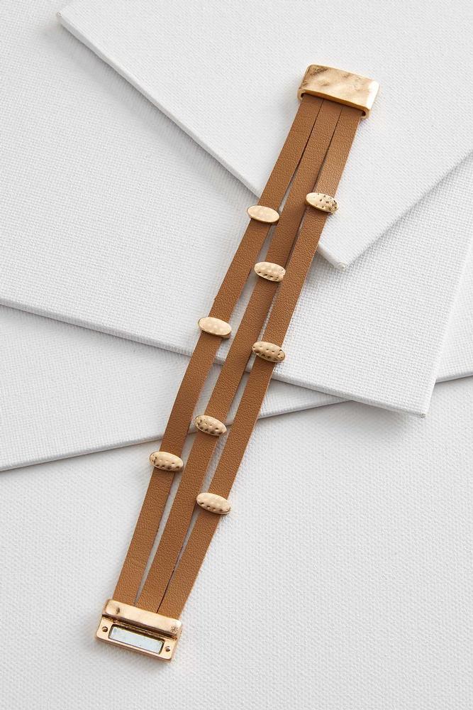 Leather Band Bracelet