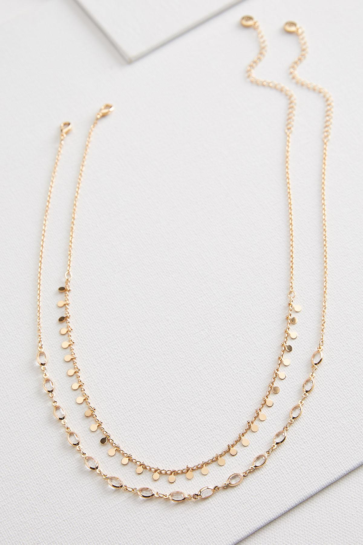 Not So Simple Necklace