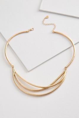 mod bib necklace