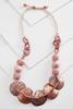Lavender Wood Necklace