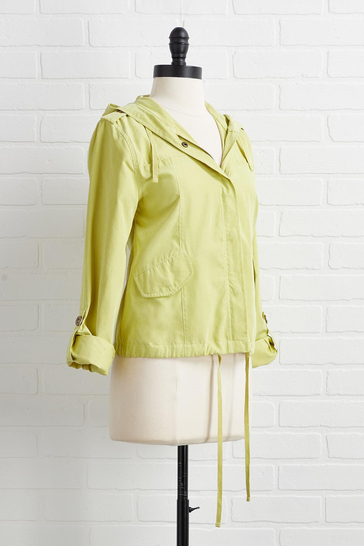 Extra Lime Please Jacket