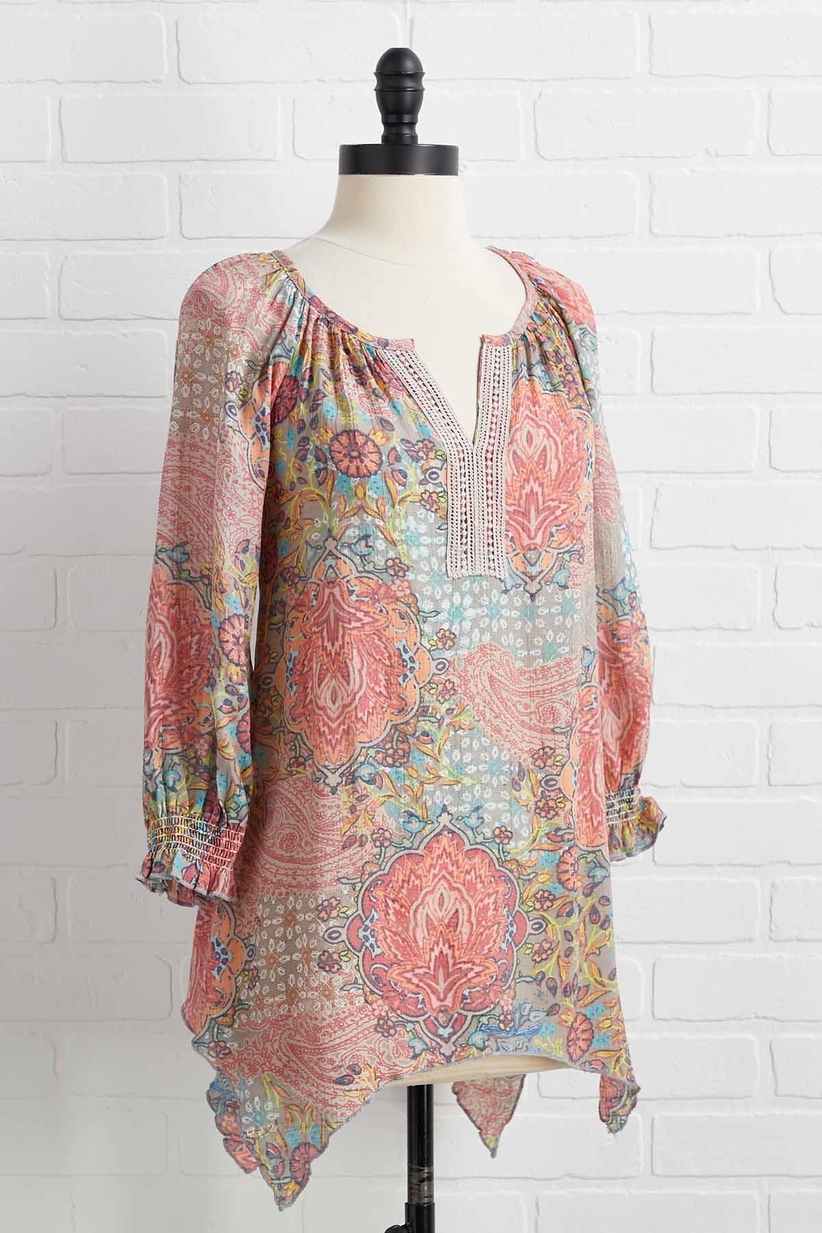 Wear And Wander Tunic