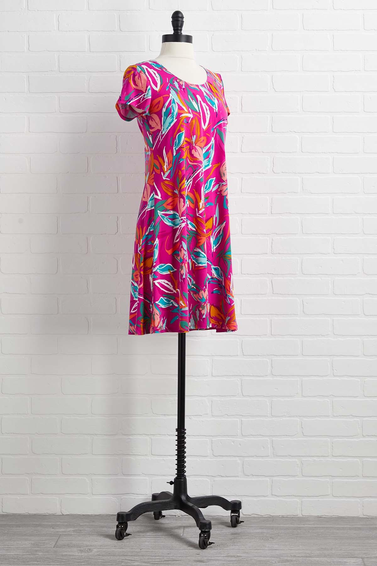 Bloom To Grow Dress