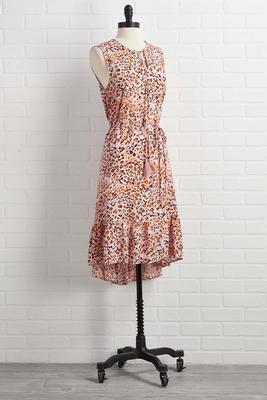 wild summer dress