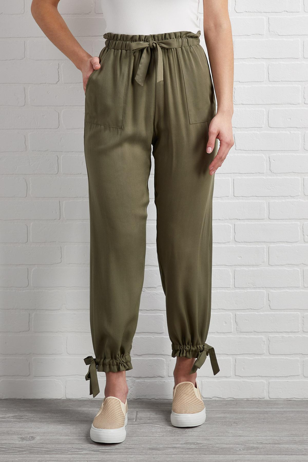 On The Bow Pants