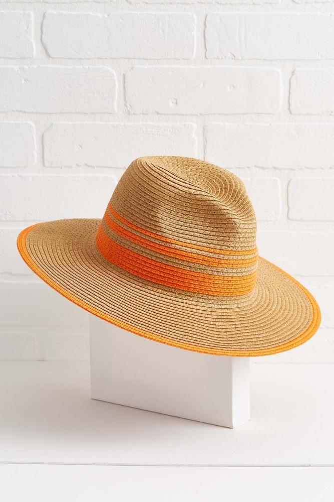 Panama Vacation Hat