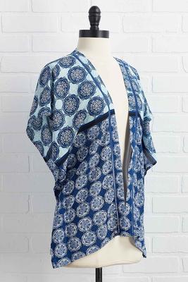 made in morocco kimono